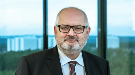 """Vilnius Tech rektorius A. Daniūnas: """"Turime rengti žmones, kurie kurs Lietuvos ateitį"""""""