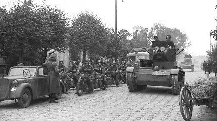 Gestapas ir NKVD: čekistų ir nacistų bendradarbiavimo istorija