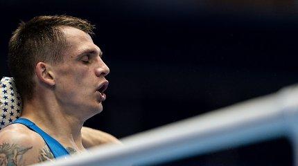 Į olimpinius kelialapius taikys dešimt Lietuvos boksininkų
