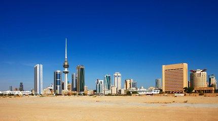 Kuveitas pasirašė ilgalaikį susitarimą dėl suskystintų gamtinių dujų importo iš Kataro