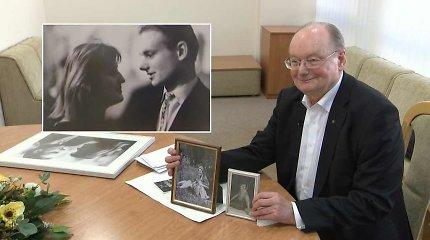 Česlovas Juršėnas – apie kitokį gyvenimą po žmonos netekties
