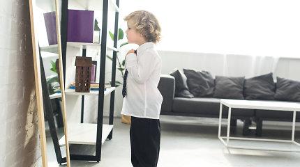 """Prof. dr. E.Skerstonas: """"Uždrausdami vaikui pasirinkti norimą drabužį – jį gniuždote"""""""