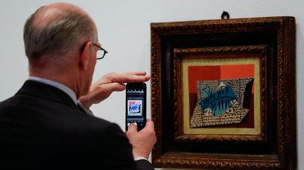 """Barselonoje atidaryta paroda """"Picasso virtuvė"""""""