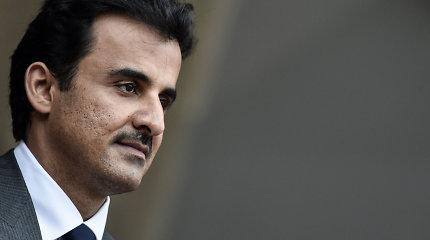 Kataro emyras nedalyvaus regiono viršūnių susitikime Saudo Arabijoje