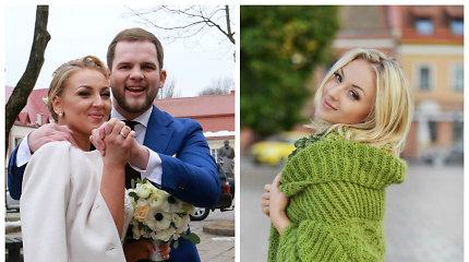 Teismas nutraukė 2 metus trukusią šokėjos Eglės Straleckaitės ir Justino Daugėlos santuoką
