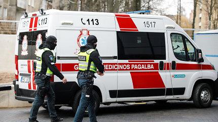 Nuo narkotikų apsvaigusį kėdainietį gelbėjo Marijampolės medikai, bylos ėmėsi ir policija