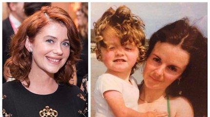 """Erica Jennings švenčia 37-ąjį gimtadienį: """"Vaikai yra pats brangiausias kūrinys"""""""