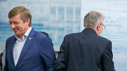 """2020 metų Seimo rinkimai: """"valstiečiai"""" ir """"socialdarbiečiai"""" žada nekonkuruoti vienmandatėse"""