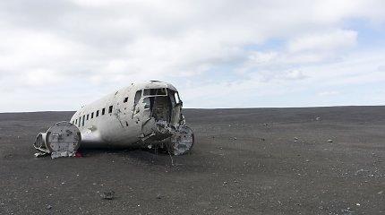 Pranešimas apie pusę amžiaus skraidžiusį lėktuvą – melas