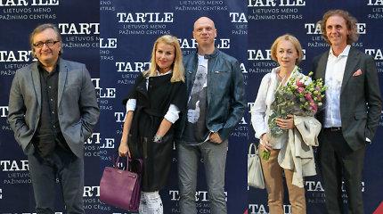 Verslo ir kultūros atstovai Vilniuje pirmi išvydo vieną didžiausių privačių meno kolekcijų Europoje