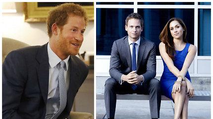 """Meghan Markle dėl princo Harry paliks ją išgarsinusį serialą """"Suits"""": šis sezonas jai – paskutinis"""