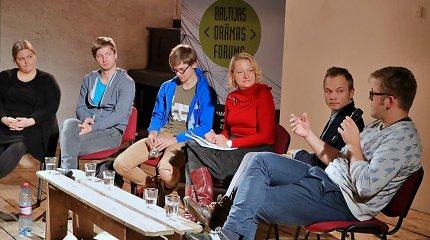 """Festivalis """"Sirenos"""" kviečia į Baltijos dramos forumą ir tarptautinę konferenciją"""