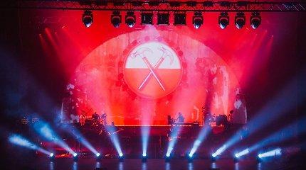 """Pink Floyd"" muzikos šou ""Brit Floyd"" Palangoje"