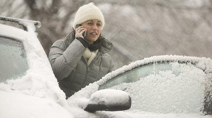 Automobilio paruošimas žiemai: kada taupyti (ne)verta