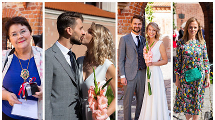 Vilniuje ištekėjo LRT Žinių vedėja Aistė Plaipaitė: vestuves derino prie pirmojo pasimatymo