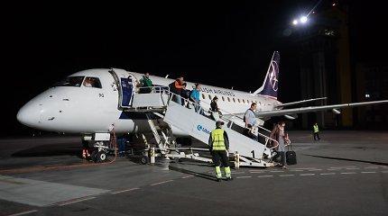 Nauja Kauno oro uosto era – ne tik žemų kaštų oro bendrovės: LOT pradėjo skrydžius į Varšuvą
