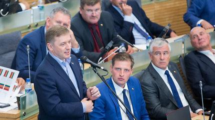 Seimo komitetas siūlo nepradėti parlamentinio tyrimo dėl žemės ūkio