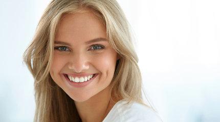 Turėti gražią šypseną gali kiekvienas