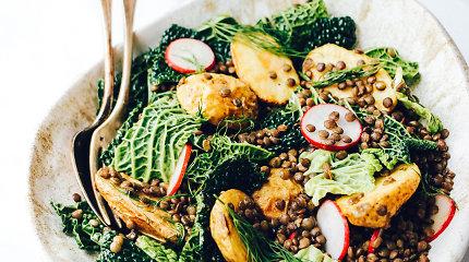 Daržovės kitaip: maisto tinklaraštininkė rekomenduoja 3 naujus patiekalus