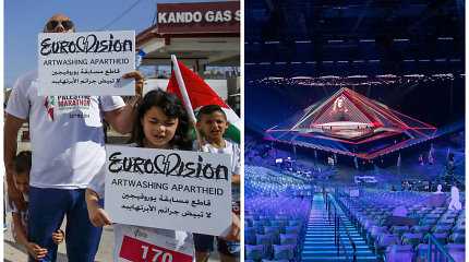 """Ar """"Eurovizijos"""" dainų konkursas turėtų būti politizuotas?"""