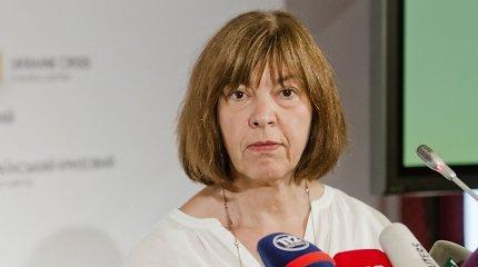 R.Harms: Lietuvai negali tekti visa atsakomybė dėl IAE uždarymo
