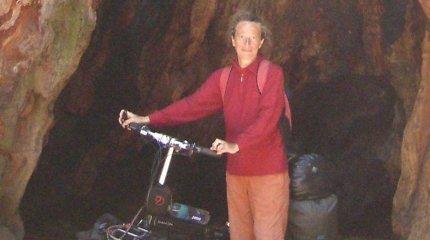 Centrinėje Australijoje policija rado dingusios vokiečių turistės palaikus