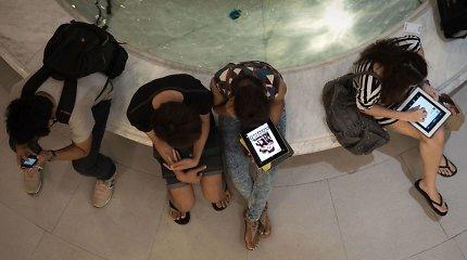 Pietų Korėjoje startavo prekyba pirmaisiais pasaulyje 5G išmaniaisiais telefonais