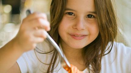 Makaronų patiekalai vaikams – naudingiau, nei galvojote