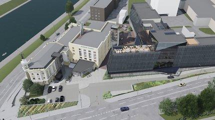 Prasideda Energetikos ir technikos muziejaus atnaujinimo darbai