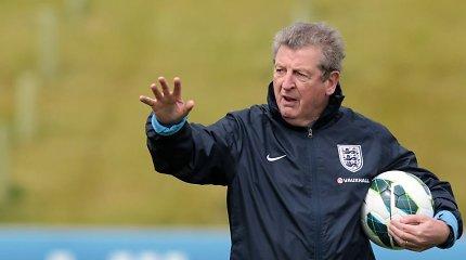 Anglijos ir Prancūzijos futbolo rinktinės paskelbė sudėtis kitos savaitės kontrolinėms rungtynėms