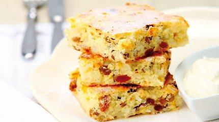 Apkepai su kruopomis: pravers ir grikiai, ir ryžiai, ir manai. 15 receptų