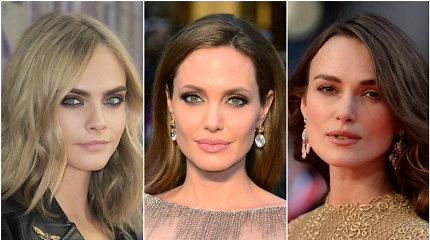 Geidžiamiausi veidai Holivude: 10 garsių moterų, kurias idealizuoja grožio klinikų pacientės