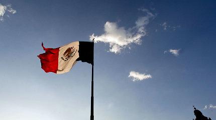 Meksikai šiemet nepavyko išvengti recesijos