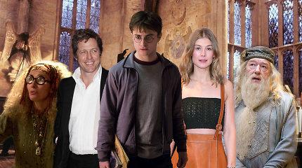 Testas Hario Poterio gerbėjams: ar atsakysite bent į 10 iš šių 15-os klausimų apie Harį Poterį?