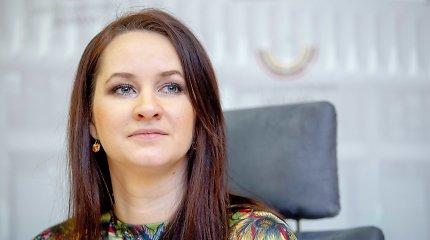 I.Ruginienė: profsąjungas neramina galimas dalies valstybės įmonių darbuotojų atleidimas