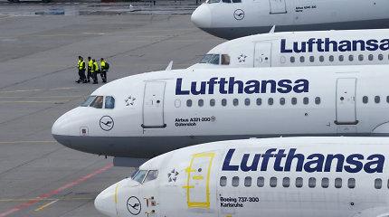 """""""Lufthansa"""" nori pamokyti pigių skrydžių išnaudotojus: dėl keleivio kreipėsi į teismą"""