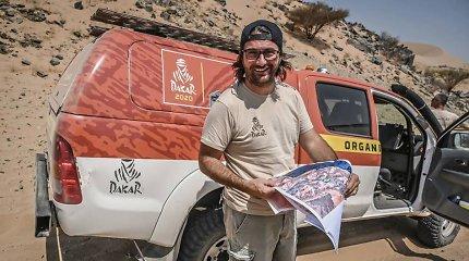 """""""Dakaras 2020"""": kur geriau – Peru ar Saudo Arabijoje?"""