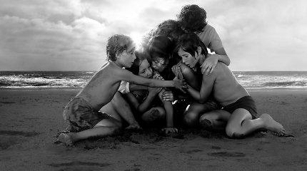 """Venecijos """"Auksinį liūtą"""" pelnęs A.Cuaróno filmas """"Roma"""": dar kartą išgyventi vaikystę"""