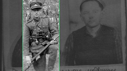 Restauruotame dokumente – trijų partizanų parašai
