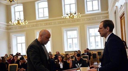 Jonui Ohmanui išimties tvarka suteikta Lietuvos pilietybė