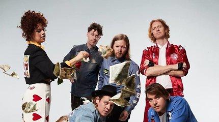 """Grupė """"Arcade Fire"""" surengs vienintelį koncertą Baltijos šalyse"""