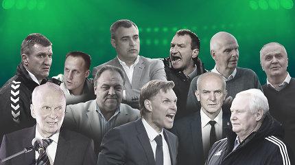 Svarbus postas ilgai nešildo: ką dabar veikia buvę Lietuvos futbolo rinktinės treneriai?