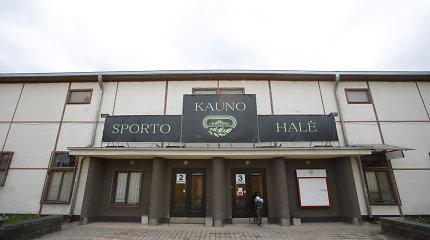 Kauno sporto halės rekonstrukcija sustabdyta apskundus techninio prižiūrėtojo konkursą