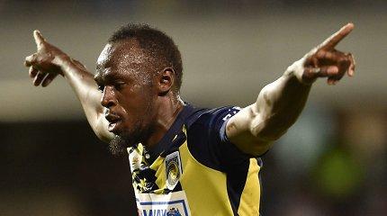U.Boltas paliko australų klubą: nesusitarė dėl algos