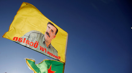 Turkijoje kalinami kurdai nutraukia bado streiką