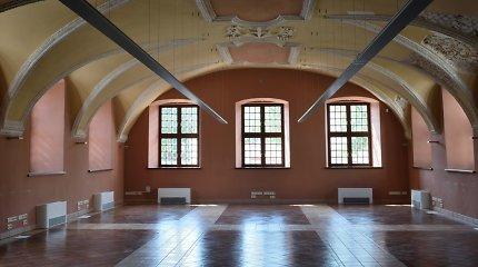 Bažnytinio paveldo muziejus atveria Šv. arkangelo Mykolo bernardinių vienuolyno pirmąjį aukštą