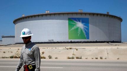 """""""Saudi Aramco"""" pasirengusi IPO ir laukia palankių sąlygų rinkoje"""