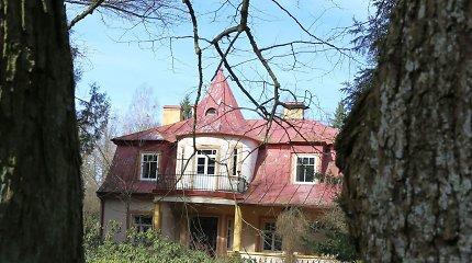 Ką tik duris atvėrusią T.Ivanausko Obelynės sodybą ketinama skelbti valstybės saugoma