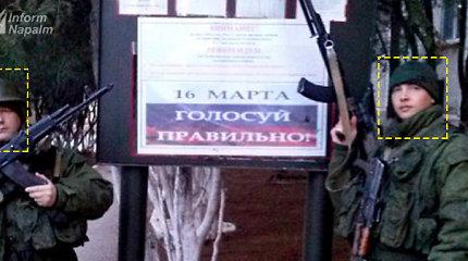 Demaskuoti dar 15-a Rusijos karių iš 382-ojo atskirojo jūrų pėstininkų bataliono, dalyvavusių agresijoje prieš Ukrainą