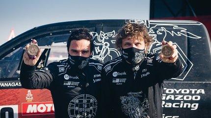 Filipe Palmeiro: kas trukdė atrasti tikrąjį greitį ir kuris Dakaras buvo geriausias